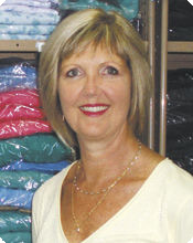 Linda Dugan - Owner and Operator of Petal Back Clothing