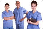 Nursing professionals in the Aged Care Sector